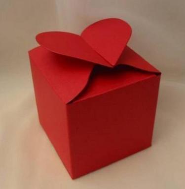 Коробочка сердечко из бумаги своими руками фото 651