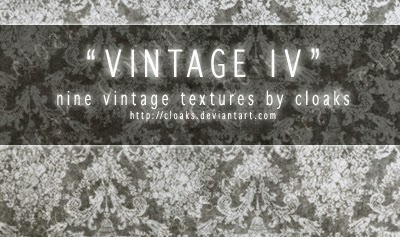 flores vintage textura