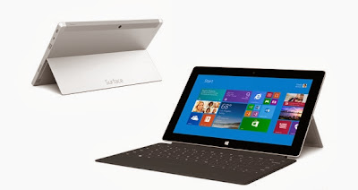 MICROSOFT SURFACE 2 FULL TABLET SPECIFICATIONS SPECS DETAILS FEATURES CONFIGURATIONS