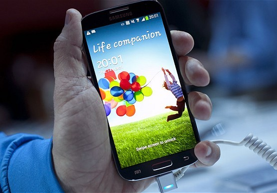Slow Charging of Samsung Galaxy S4
