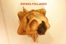 España follando