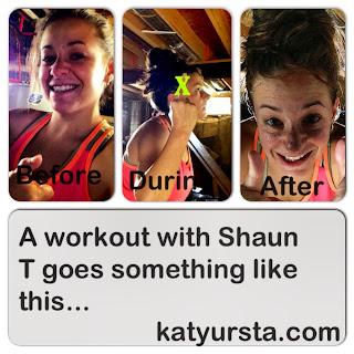 shaun t workout