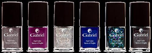 gabriel cosmetics nail polish
