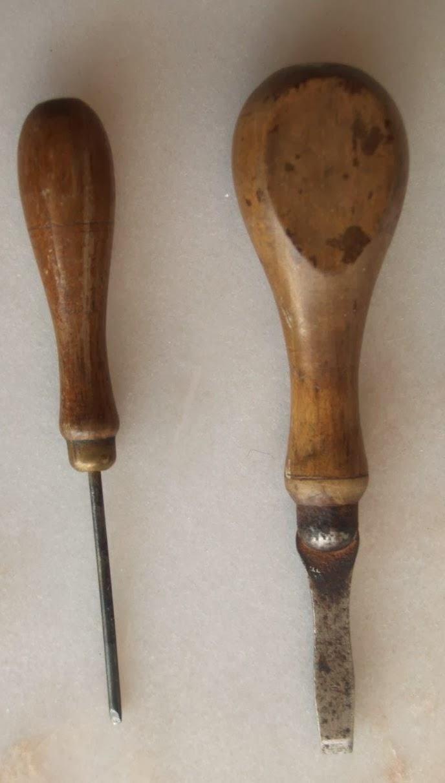Procoleccionismo una colecci n de herramientas ferramentas - Herramientas de madera ...