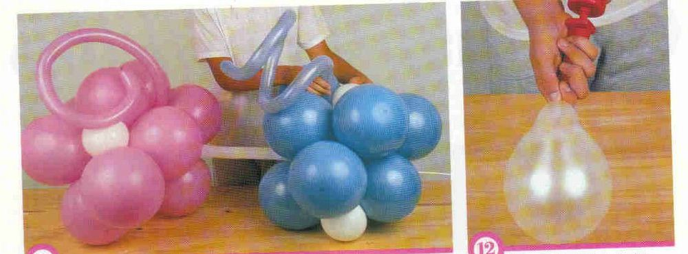 Como hacer un arco de globos para fiesta infantil ~ Solountip.com