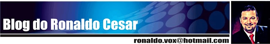 Blog do Ronaldo Cesar