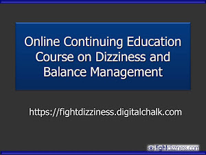 Online Continuing Education Courses for Dizziness and Balance Management