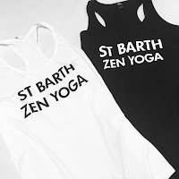 ST BARTH ZEN YOGA CLOTHES