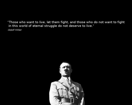 Adolf Hitler Quotes QuotesTank
