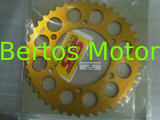 Gear SSS GOLD COLOUR Aluminium