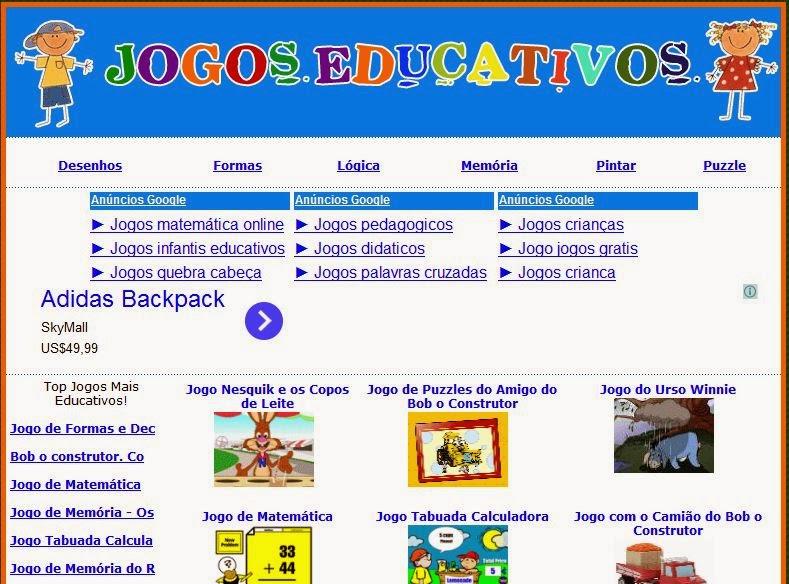http://jogoseducativos.jogosja.com/