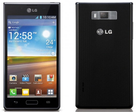 Review LG Optimus L7 P705