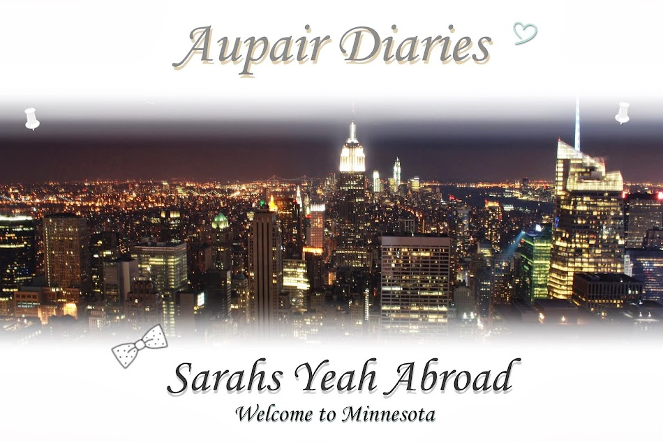 Aupair Diaries