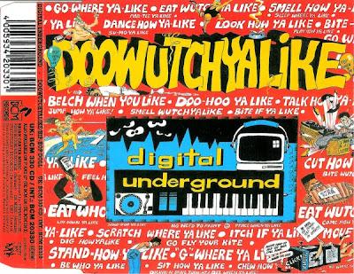 Digital Underground – Doowutchyalike / Hip Hop Doll (CDS) (1989) (FLAC + 320 kbps)