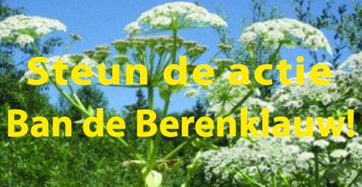 Ban de Berenklauw!