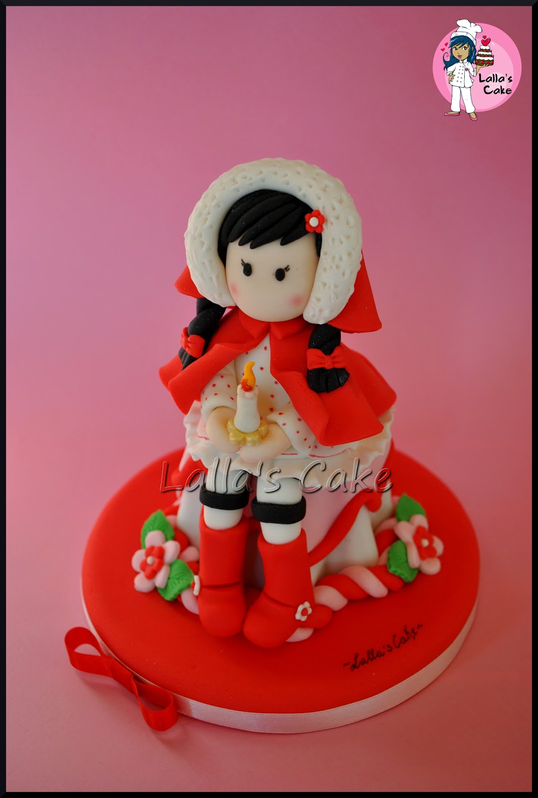 Corso di Sugar Art: ROMA, sabato 10 dicembre 2011 Lalla ...