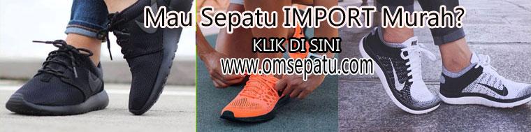 Gudang Sepatu Import Murah