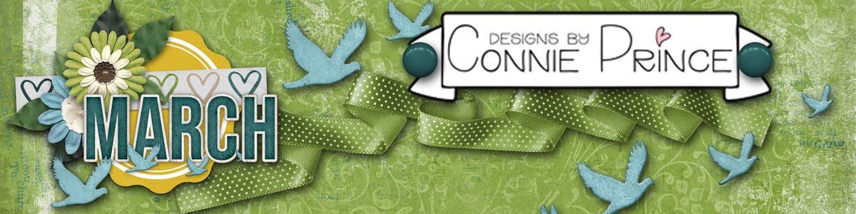 Connie Prince Digital Scrapbooking News