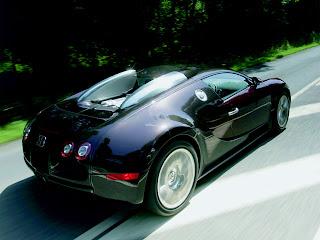 Famous Bugatti veyron