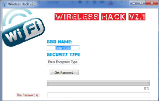 WiFi Password Cracker V2.5 Download