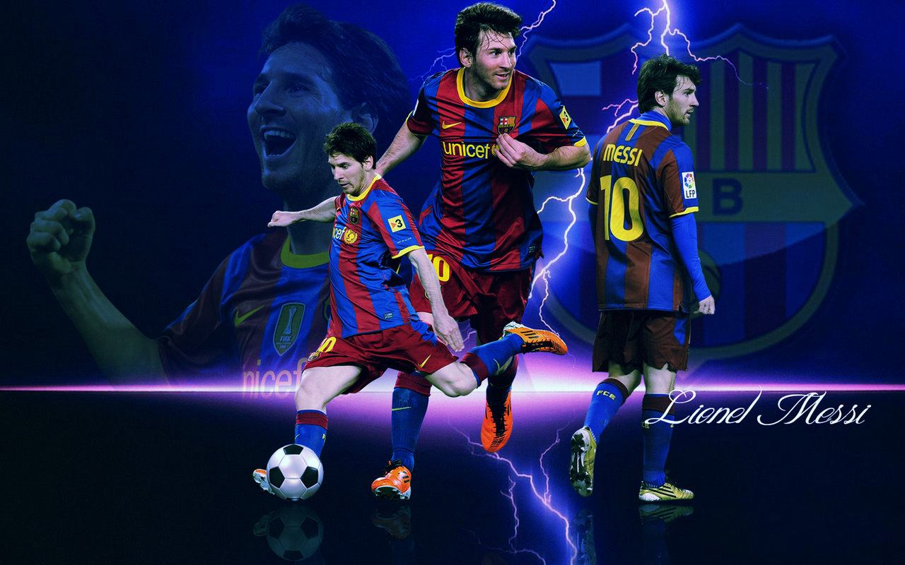 Lionel Messi HD FCB Wallpapers