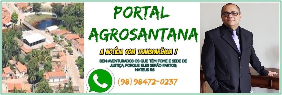 PORTAL AGROSANTANA