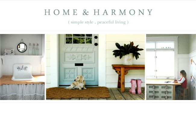 home and harmony