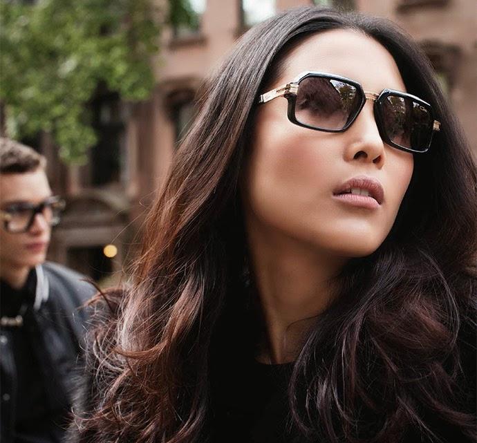 Celebrity Sunglasses Gallery - Cazal Sunglasses