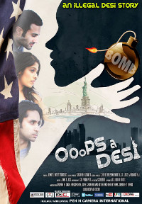 Ooops a Desi Hindi Full Movie 2013 Watch Online Free Movie Poster