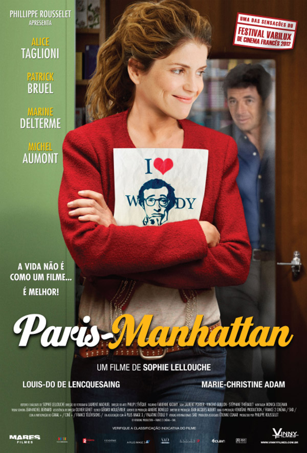 Download Baixar Filme Paris Manhattan   Dublado