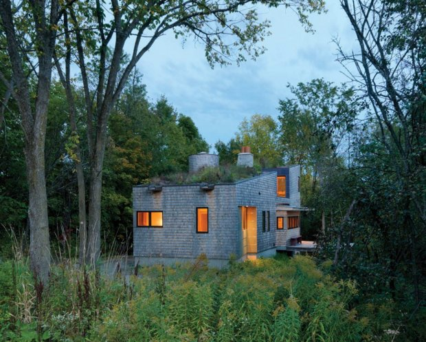 The modern castle in vermont house architecture interior for Vermont home designs