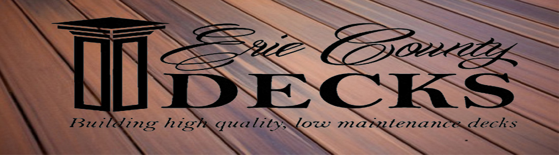 Erie County Decks - Erie County PA's #1 Deck Contractor