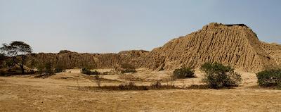 Huaca Rajada Lord of Sipan
