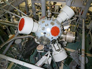 RUSSIA TO LAUNCH $1.5B SUPER LASER, WILL CREATE FUSION AT A BALMY 100 MILLIONS DEGREES FUSION BOMB