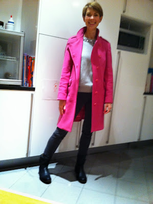 Pink coats part 2 – let's see what's still left out there!