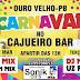 CARNAVAL NO CAJUEIRO BAR