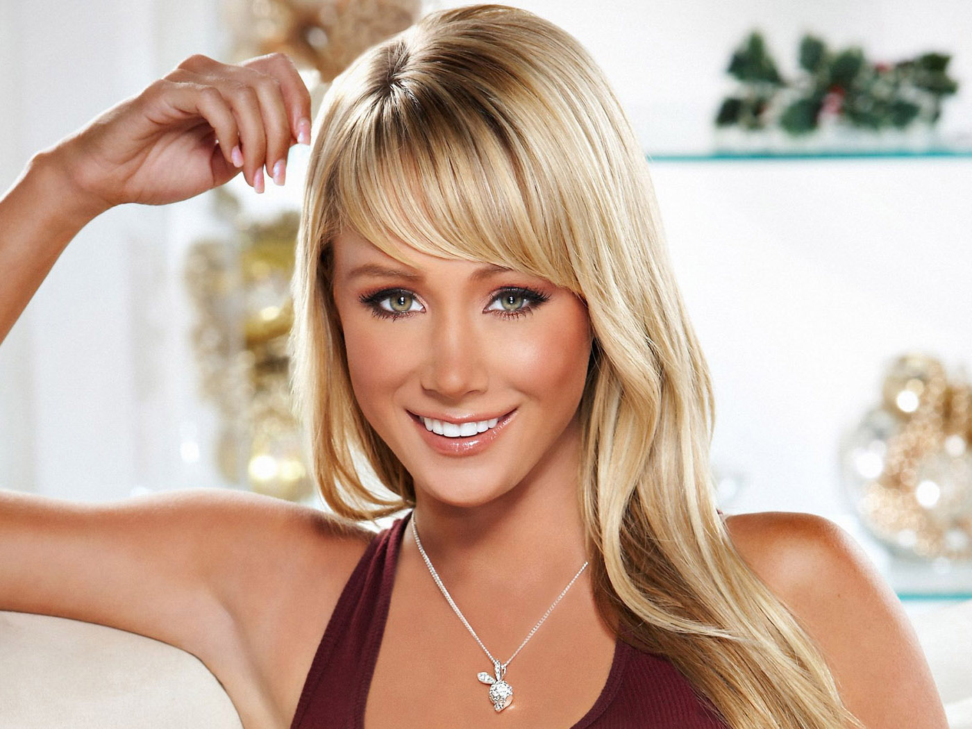 Sey Spicy Sara Jean Underwood Hd Wallpapers Pictures