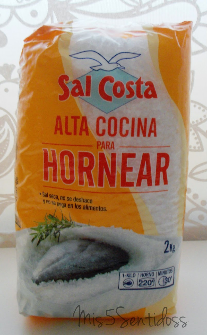 Degustabox Sal Costa