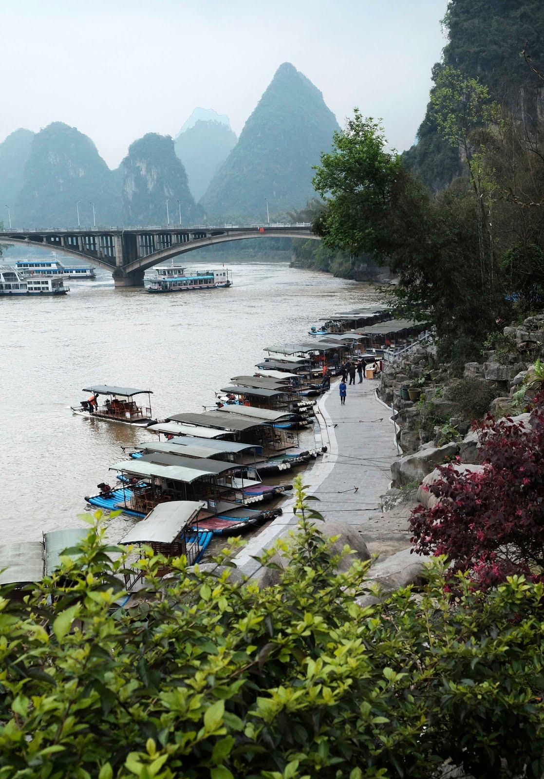 La rivière Lijang