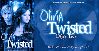 Blog Tour, Interview and Giveaway: Olivia Twisted by Vivi Barnes