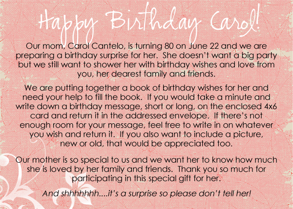 The White House Happy Birthday Mom part 2 – Birthday Card from White House