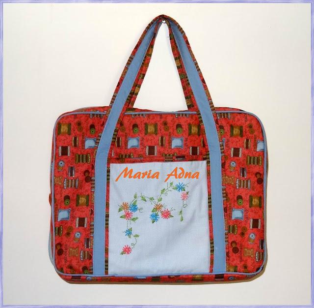 textile patchwork bag, mala em tecido, fabric patchwork bag, textile bag