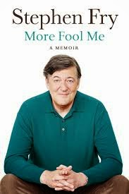 Book cover of More Fool Me by Stephen Fry