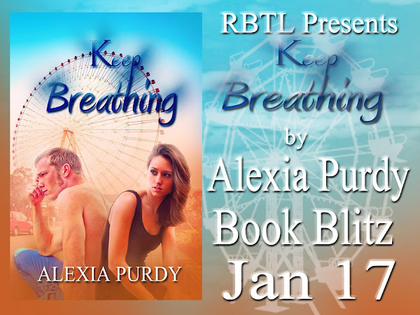Book Blitz! Keep Breathing by Alexia Purdy