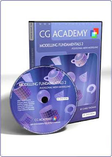 3Ds Max Modelling Fundamental 2 Polygonal Mesh Modelling