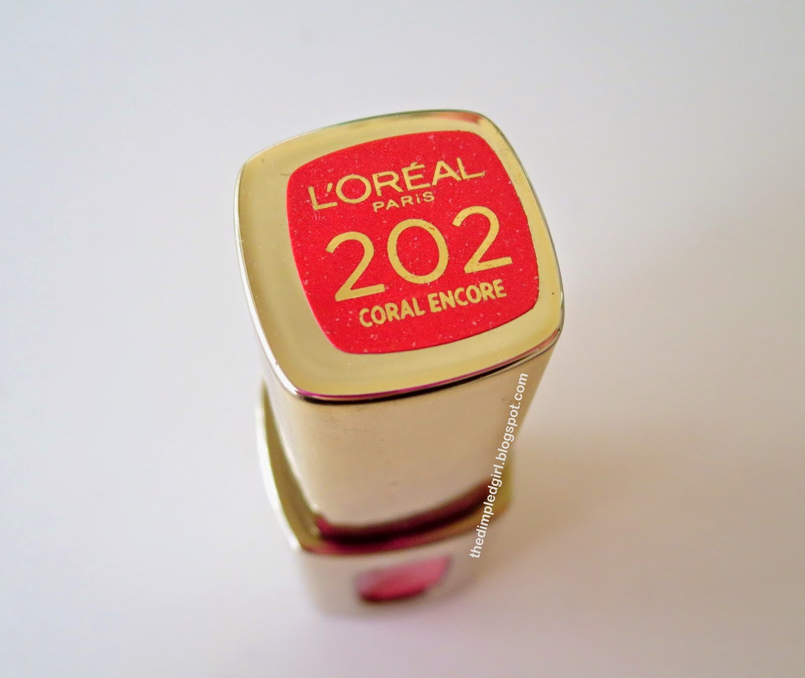 The Dimpled Girl: REVIEW: L'Oreal Extraordinaire by Colour Riche ...