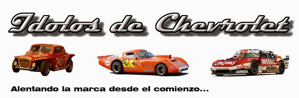 Idolos de Chevrolet