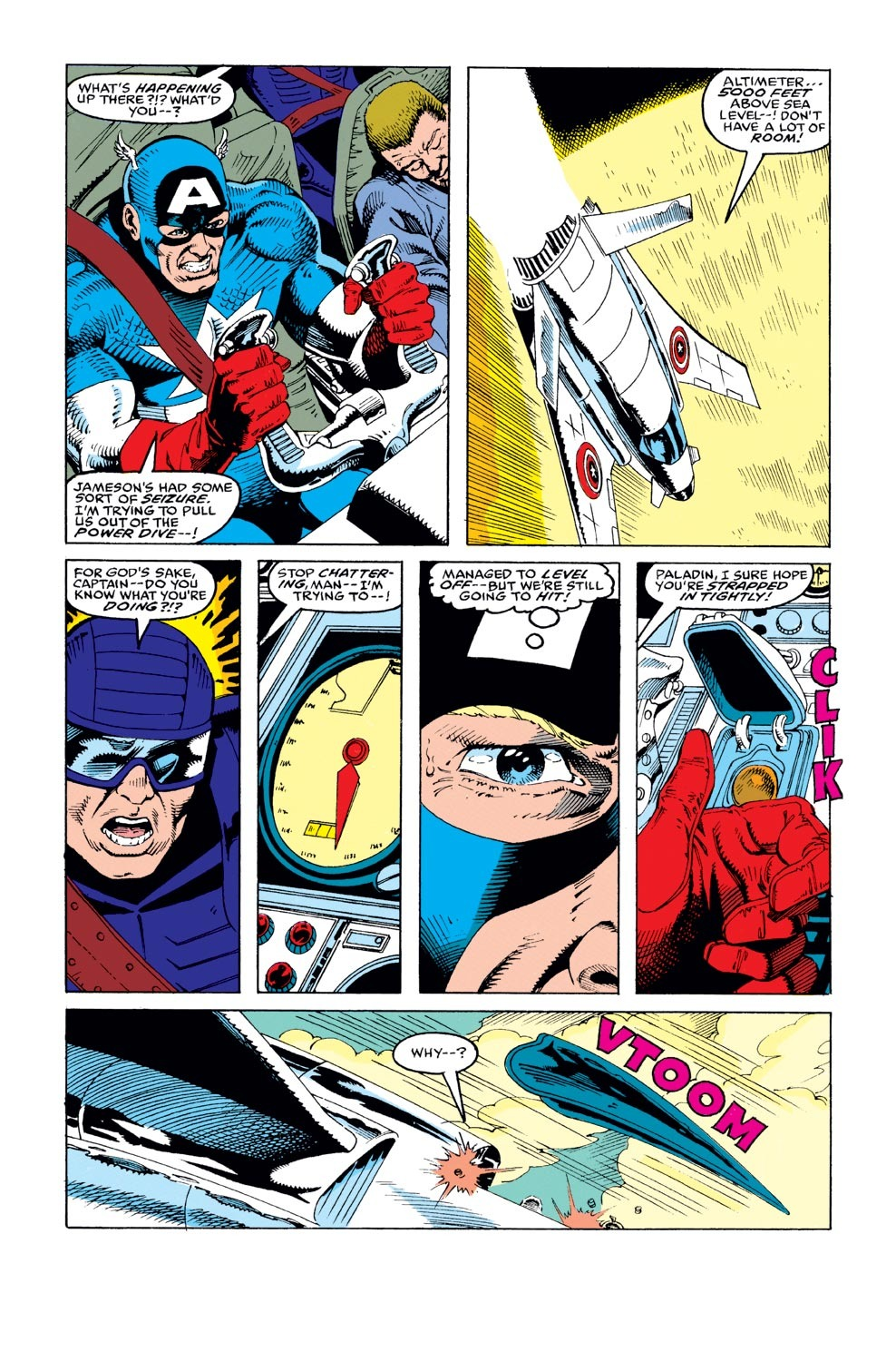 Captain America (1968) Issue #387 #320 - English 16