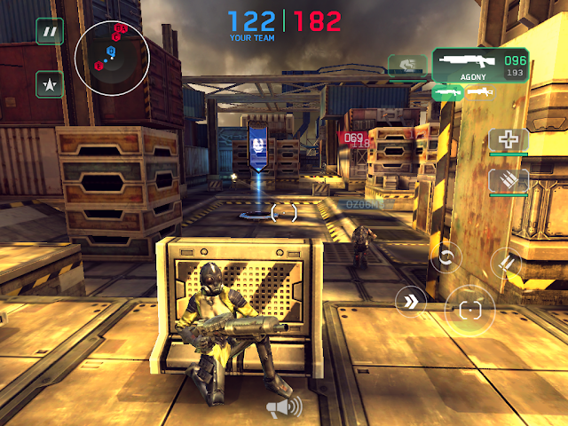 Shadowgun DeadZone How to Run and Gun Effectively
