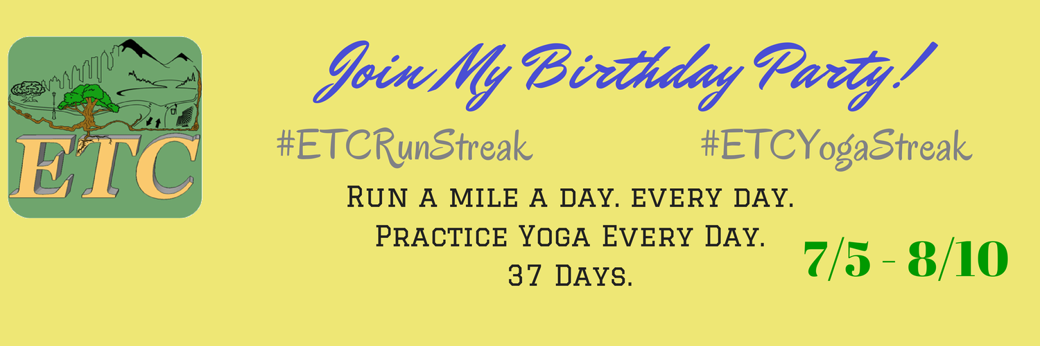 It's not too late to join my birthday streaking party!